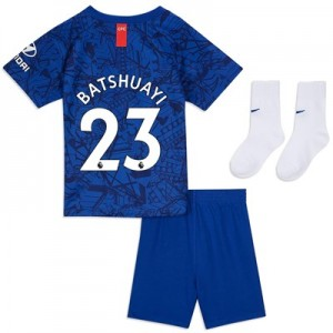 Chelsea Home Stadium Kit 2019-20 - Infants with Batshuayi  23 printing