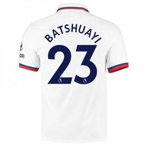 Chelsea Away Vapor Match Shirt 2019-20 with Batshuayi  23 printing