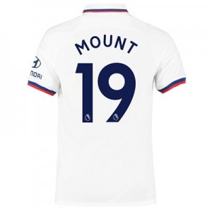 Chelsea Away Stadium Shirt 2019-20 with Mount 19 printing
