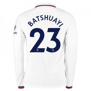 Chelsea Away Stadium Shirt 2019-20 – Long Sleeve with Batshuayi  23 printing