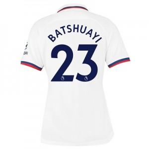 Chelsea Away Stadium Shirt 2019-20 - Womens with Batshuayi  23 printing