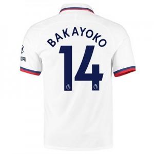 Chelsea Away Vapor Match Shirt 2019-20 with Bakayoko  14 printing