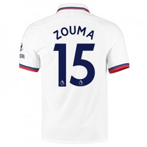 Chelsea Away Vapor Match Shirt 2019-20 with Zouma  15 printing