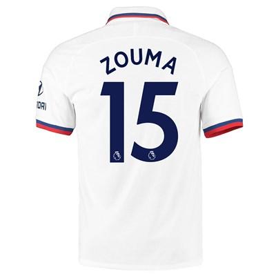 Chelsea Away Vapor Match Shirt 2019-20 with Zouma  15 printing