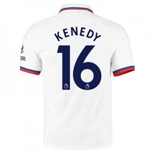 Chelsea Away Vapor Match Shirt 2019-20 with Kenedy 16 printing