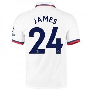 Chelsea Away Vapor Match Shirt 2019-20 with James 24 printing