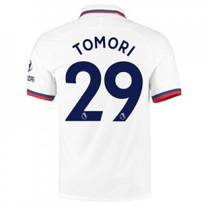 Chelsea Away Vapor Match Shirt 2019-20 with Tomori 29 printing