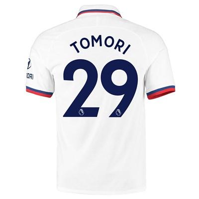 Chelsea Away Vapor Match Shirt 2019-20 with Tomori 29 printing