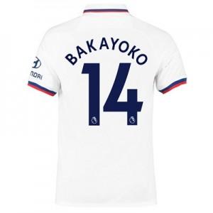 Chelsea Away Stadium Shirt 2019-20 with Bakayoko  14 printing
