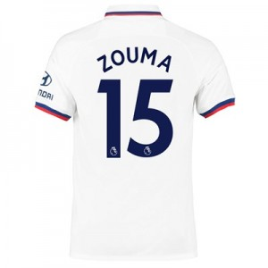 Chelsea Away Stadium Shirt 2019-20 with Zouma  15 printing