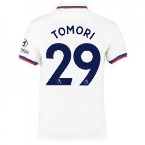 Chelsea Away Stadium Shirt 2019-20 with Tomori 29 printing