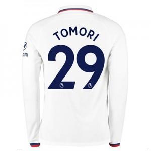 Chelsea Away Stadium Shirt 2019-20 – Long Sleeve with Tomori 29 printing