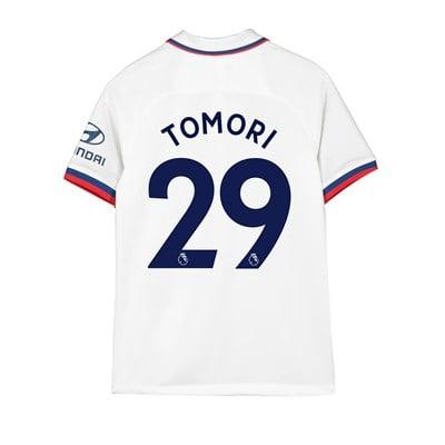 Chelsea Away Stadium Shirt 2019-20 – Kids with Tomori 29 printing