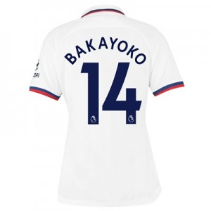 Chelsea Away Stadium Shirt 2019-20 - Womens with Bakayoko  14 printing