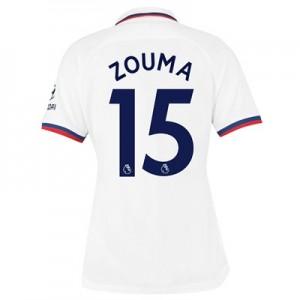 Chelsea Away Stadium Shirt 2019-20 - Womens with Zouma  15 printing