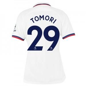 Chelsea Away Stadium Shirt 2019-20 - Womens with Tomori 29 printing