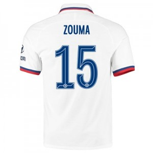 Chelsea Away Cup Vapor Match Shirt 2019-20 with Zouma  15 printing