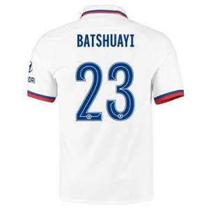 Chelsea Away Cup Vapor Match Shirt 2019-20 with Batshuayi  23 printing