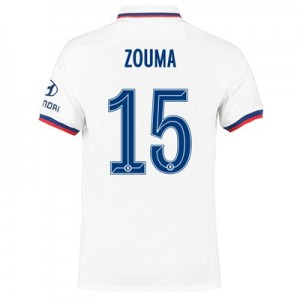 Chelsea Away Cup Stadium Shirt 2019-20 with Zouma  15 printing