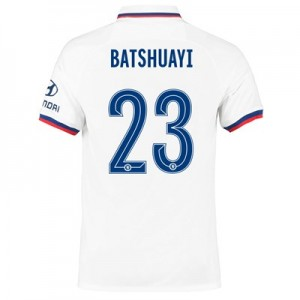 Chelsea Away Cup Stadium Shirt 2019-20 with Batshuayi  23 printing