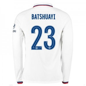 Chelsea Away Cup Stadium Shirt 2019-20 - Long Sleeve with Batshuayi  23 printing