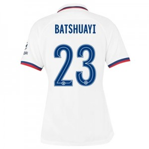 Chelsea Away Cup Stadium Shirt 2019-20 - Womens with Batshuayi  23 printing