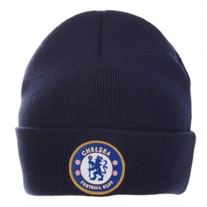 Chelsea Core Cuff Knit Hat - Navy - Adult