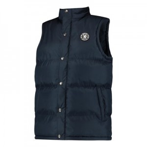 Chelsea Padded Gilet - Navy - Mens