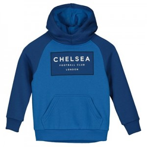 Chelsea Overhead Hoody – Blue – Infant
