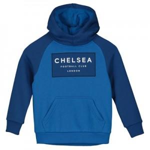 Chelsea Overhead Hoody – Blue – Boys