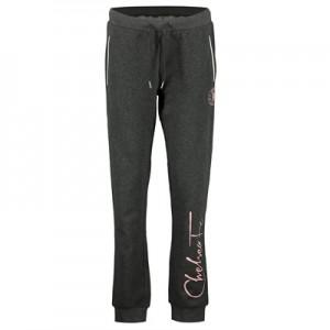 Chelsea Printed Cuffed Jogger – Charcoal Marl – Womens