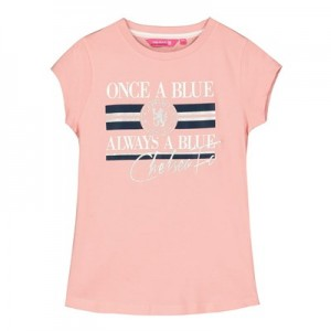Chelsea Graphic T-Shirt - Pink - Girls