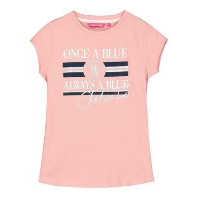 Chelsea Graphic T-Shirt - Pink - Girls
