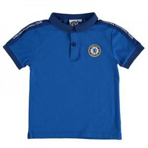 Chelsea Cut and Sew Polo - Blue - Boys
