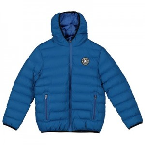 Chelsea Lightweight Quilted Jacket - Blue - Boys