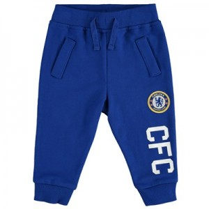 Chelsea Printed Jogger - Blue - Baby