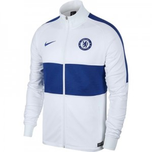 Chelsea Strike Track Jacket - White