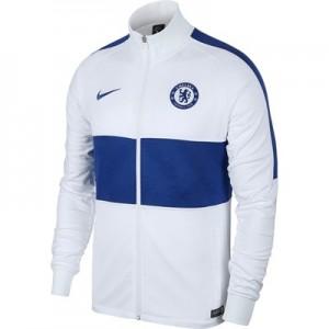 Chelsea Strike Track Jacket – White