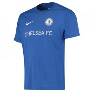 Chelsea Core Match T-Shirt - Blue