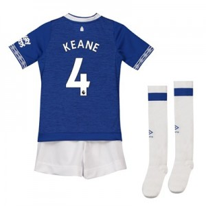 Everton Home Baby Kit 2018-19 with Keane 4 printing
