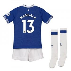 Everton Home Baby Kit 2018-19 with Mangala 13 printing