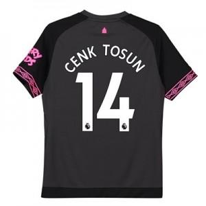 Everton Away Shirt 2018-19 - Kids with Cenk Tosun 14 printing