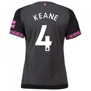 Everton Away Shirt 2018-19 – Womens with Keane 4 printing