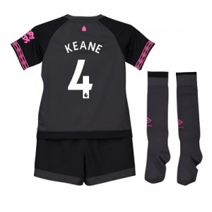 Everton Away Baby Kit 2018-19 with Keane 4 printing