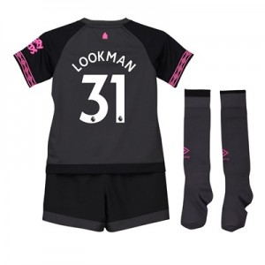 Everton Away Baby Kit 2018-19 with Lookman 31 printing