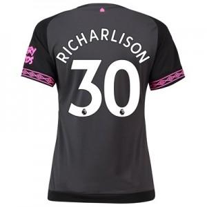 Everton Away Shirt 2018-19 - Womens with Richarlison 30 printing