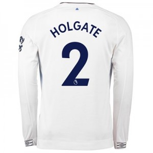 Everton Third Shirt 2018-19 – Long Sleeve with Holgate 2 printing
