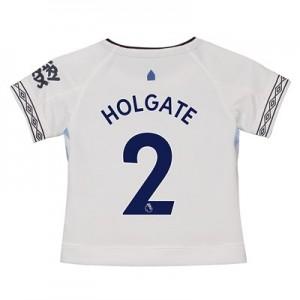 Everton Third Shirt 2018-19 - Kids with Holgate 2 printing