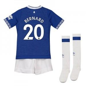 Everton Home Baby Kit 2018-19 with Bernard 20 printing