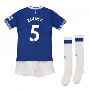 Everton Home Baby Kit 2018-19 with Zouma 5 printing